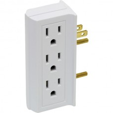 6-Outlet Grounded Tap