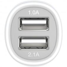 2.1-Amp 2-Port USB Car Charger