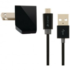 1-Amp USB Wall Charger with Micro USB Cable