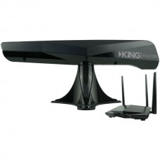 Falcon Directional Wi-Fi(R) Antenna with WiFiMax Router/Range Extender (Black)