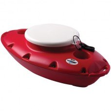 15-Quart PuP Floating Cooler (Red)