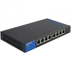 8-Port Desktop Gigabit Switch