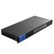 24-Port Business Gigabit PoE+ Switch