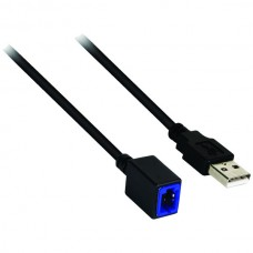 4-Pin USB Adapter for Nissan(R) 2010 through 2013