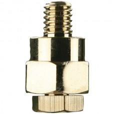 Brass Battery Side-Post Adapter