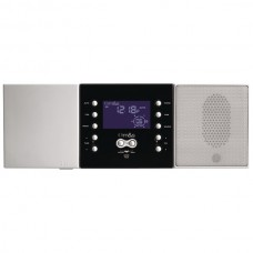 3- or 4-Wire Retrofit Music/Communication System Master Unit (White)