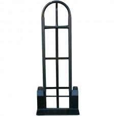 BLACK MONSTER(TM) Steel Loop-Handle Hand Truck