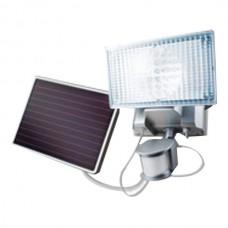 150-LED Solar-Powered Security Floodlight