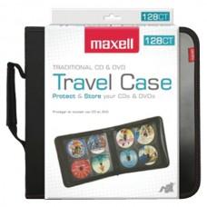 CD/DVD Travel Case (128 capacity)