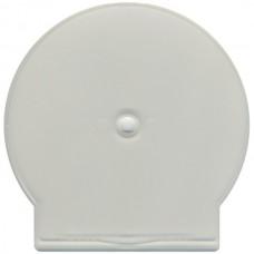 Slim CD/DVD Shell Cases, 20 pk (Clear)