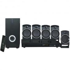 5.1-Channel DVD & Karaoke Entertainment System