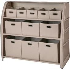 3-Tier Mega Home Storage Organizer with 11 Bin Drawers