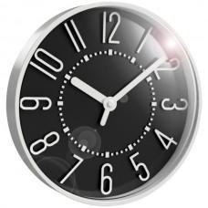 10-Inch Black Wall Clock