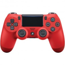 DUALSHOCK(R)4 Wireless Controller (Magma Red) for PlayStation(R)4