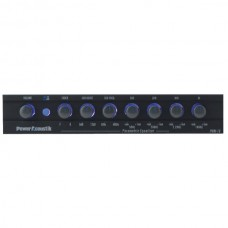 4-Band Preamp Equalizer