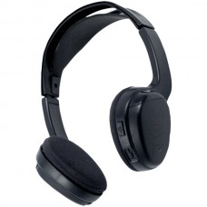 2-Channel Wireless IR Headphones for Power Acoustik(R) Mobile A/V Systems
