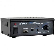 25-Watt x 2 Mini Blue Series Bluetooth(R) Stereo Power Amp