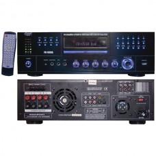 1,000-Watt AM/FM Receiver with Built-in DVD Player