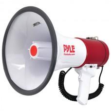 50-Watt Bluetooth(R) Megaphone Bullhorn with Siren