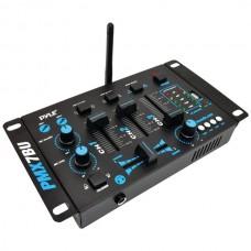 3-Channel Bluetooth(R) DJ Mixer