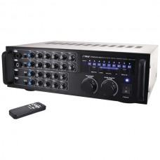 1,000-Watt Bluetooth(R) Stereo Mixer Karaoke Amp
