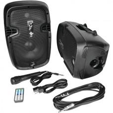 700-Watt Active/Passive Dual Speaker System Kit