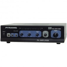 Amp with Microphone Input (80 Watt)