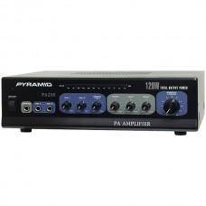 Amp with Microphone Input (120 Watt)