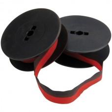 Black/Red Nylon Typewriter Ribbon