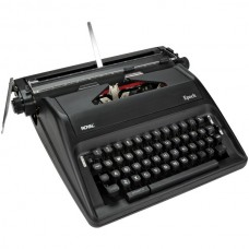 Epoch Manual Typewriter (Black)