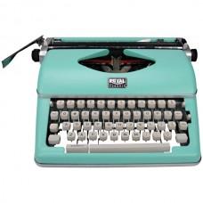 Classic Manual Typewriter (Mint Green)