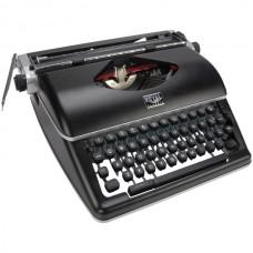 Classic Manual Typewriter (Black)