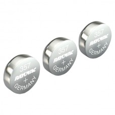 1.5-Volt 303/357 Silver Watch/Electronic Battery (3 pk)