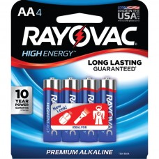 AA Alkaline Batteries (4 pk)