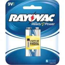 Alkaline Batteries (9V; Single)