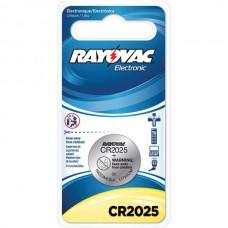 3-Volt Lithium Keyless Entry Battery (1 pk; CR2025 Size)