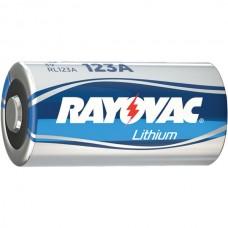 3-Volt Lithium 123A Photo Battery (Single)