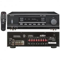 4-Channel, 100-Watt Multisource, Dual-Zone A/V Receiver