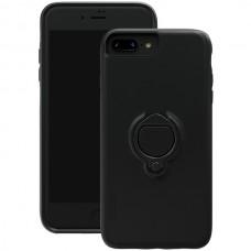 Vortex Case for iPhone(R) 8/7/6s Plus (Black)