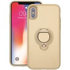 Vortex Case for iPhone(R) 8/7/6s Plus (Champagne)