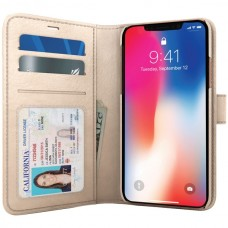 Polo Book for iPhone(R) XS Max (Champagne)