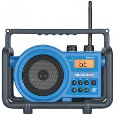 BlueBox AM/FM Ultra-Rugged Digital Receiver with Bluetooth(R)