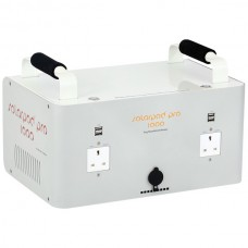 Solarpod(TM) 1K Portable Power Station