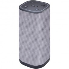 Bluetooth(R)/Wi-Fi(R) Speaker with Amazon(R) Alexa(R) (Silver)