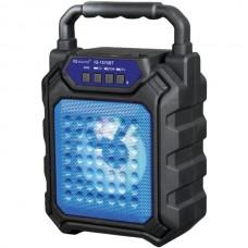 4-Inch Portable Bluetooth(R) Speaker (Blue)