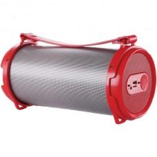 4-Inch HiFi Bluetooth(R) Speaker (Red)