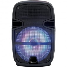 12-Inch Portable Bluetooth(R) DJ Speaker