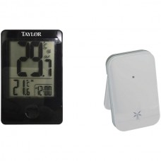 Indoor/Outdoor Digital Thermometer with Remote