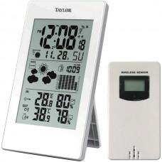 Digital Weather Forecaster with Barometer & Alarm Clock