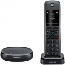 AX Series Dect 6.0 Cordless Digital Phone and Answering System with Built-in Alexa(R) (1 Handset)